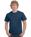 T shirt dusk blauw