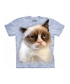 T shirt grumpy cat voor volwassenen