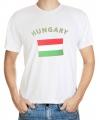 T shirt hongarije voor heren