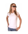 Wit dames t shirt bella