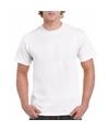 Wit katoenen shirt voor volwassenen