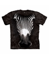 Zebra t shirt voor kinderen