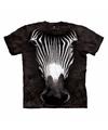 Zebra t shirt voor volwassenen