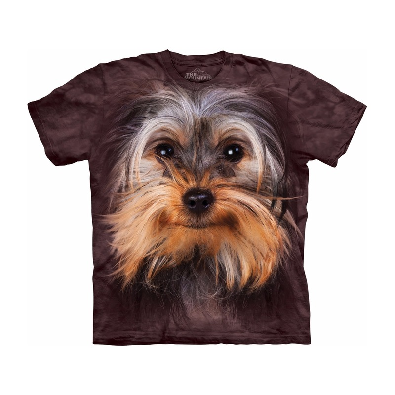 Honden T shirt Yorkshire Terrier