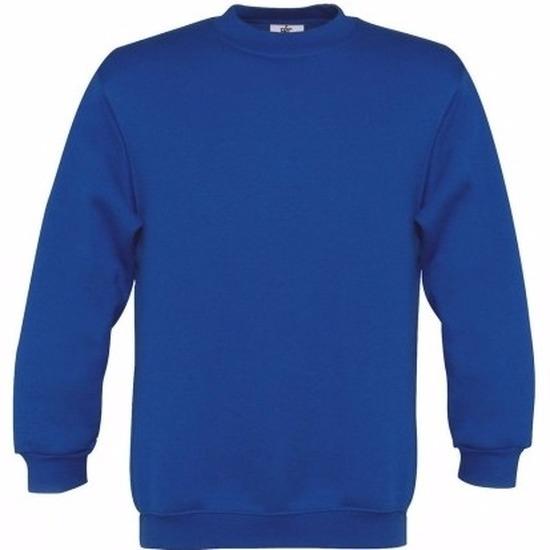 78921523e03 Basis koningsblauwe truien/sweaters jongenskleding | Altijd de ...