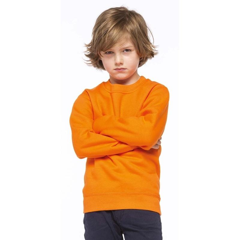718329e005b Basis oranje truien/sweaters kinderkleding | Altijd de goedkoopste ...