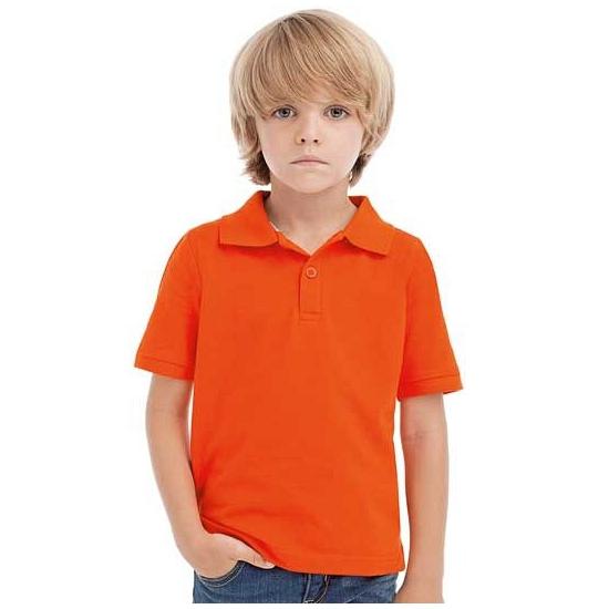 5a0ddb41cdf Oranje t-shirt voor kids | Altijd de goedkoopste Kleding op kleur