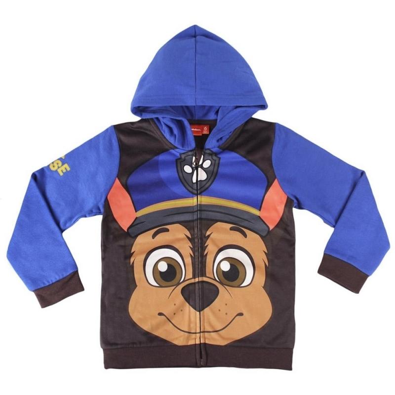Paw Patrol Chase hooded sweatshirt