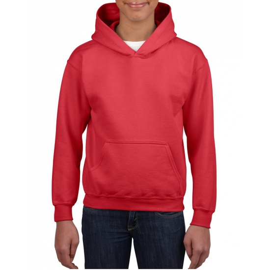 7310c8e64b7 Rode trui met capuchon voor jongens | Altijd de goedkoopste Kleding ...