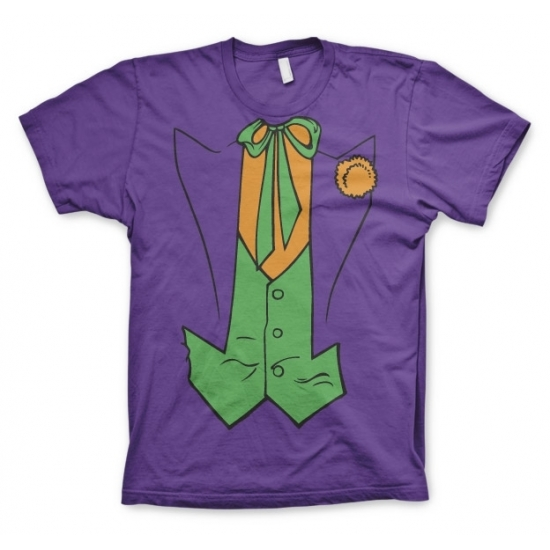 The Joker t shirt korte mouwen