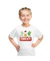 T shirt voor kinderen met chicky de kip