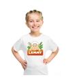 T shirt voor kinderen met lammy het schaapje