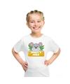T shirt voor kinderen met muisje mighty mike