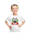 T shirt voor kinderen met paddy de zebra