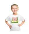 T shirt voor kinderen met pinky de big