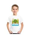 T shirt voor kinderen met plons de kikker