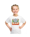 T shirt voor kinderen met slurfie de olifant