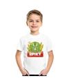 T shirt voor kinderen met spiky de dinosaurus