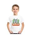 T shirt voor kinderen met wolfie de wolf