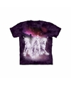 The mountain eenhoorn t shirt paars